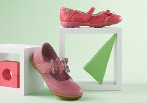 Kickers: Spring Shoes for Kids