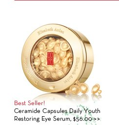 Best Seller! Ceramide Capsules Daily Youth Restoring Eye Serum, $56.00.