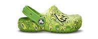 crocs chameleons™ alien clog