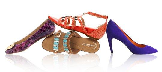 Sunny Sandals & Pumps