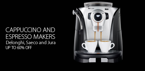 Cuppuccino And Espresso Makers