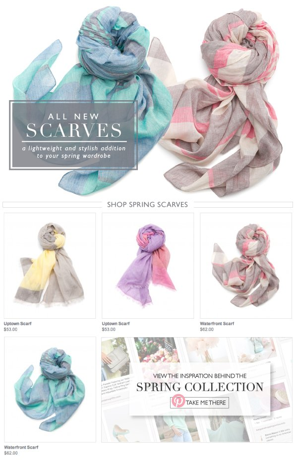 All New Scarves