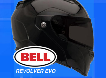 BELL Revolver EVO Modular Helmet