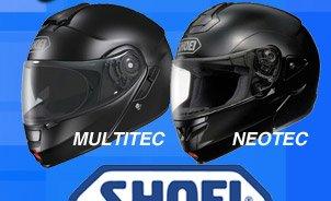 SHOEI Modular Helmets