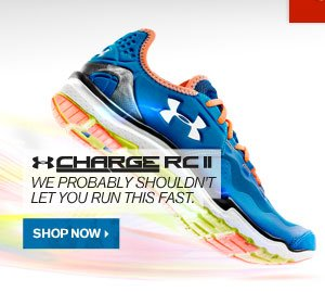 UA CHARGED RC 2 - WE PROBABLY SHOULDN'T LET YOU RUN THIS FAST. SHOP NOW