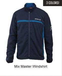 Mix Master Windshirt