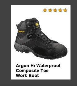 Argon Hi Waterproof Composite Toe