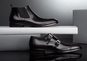 Best Foot Forward: Dress Shoes