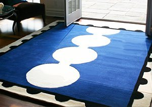 Up to 70% Off: Color Block Rugs