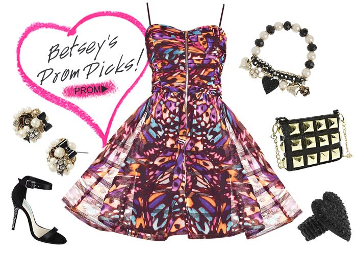 Shop Betsey's Prom Picks!