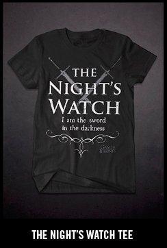 THE NIGHT'S WATCH TEE
