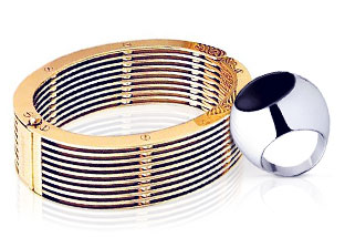 Italian Design Jewelry by Zoppini