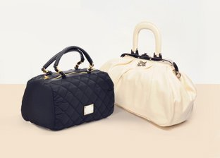 Blumarine, Rocco Barocco, Versace Collection & More Handbags