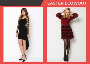 Easter Weekend Blowout: Dresses from $1