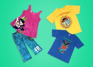 Ed Hardy Kid's Apparel