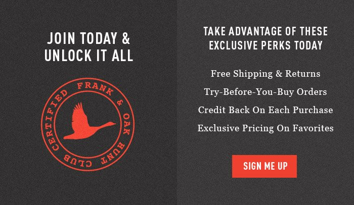 Take Advantage Of These Exclusive Perks Today - Free Shipping & Returns - Try-Before-You-Buy Orders - Credit Back On Each Purchase - Exclusive Pricing On Favorites - Join Today & Unlock It All - Sign Me Up