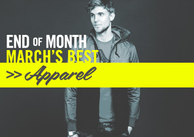 Shop Best of March: Apparel