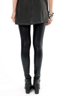 Faux Harem High Waisted Leggings $17