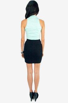 Pull It Together Mini Skirt $21