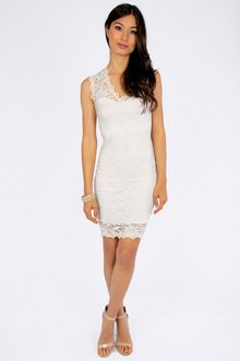Laced Surely Dress $30