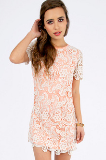 Delores Shift Dress $40