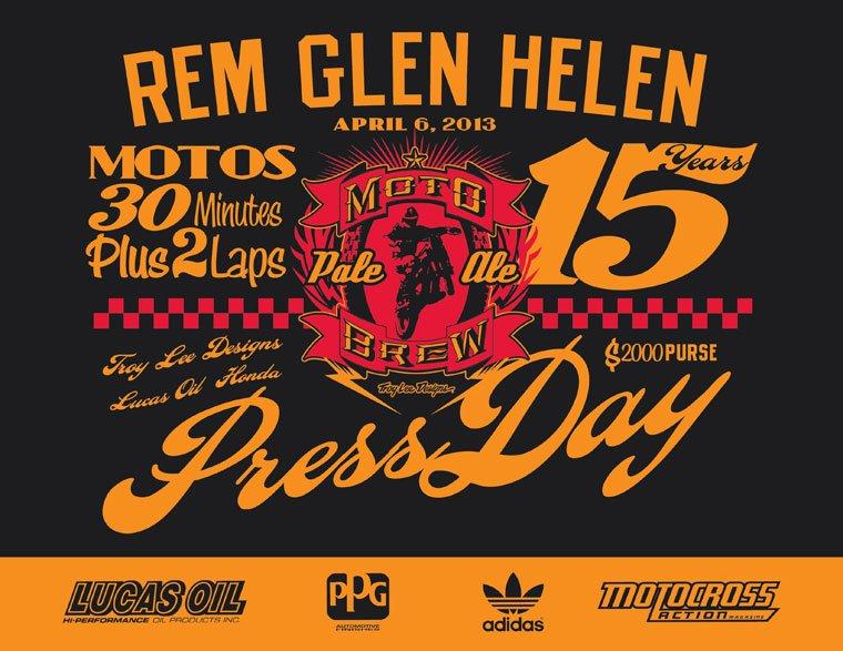 Press Day at REM Glen Helen