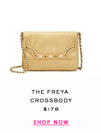The Freya Crossbody Bag $178. SHOP NOW.