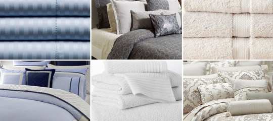 Refresh the Bed & Bath: In Blue, Grey, & Natural