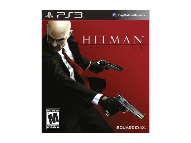 Hitman: Absolution Playstation3 Game SQUARE ENIX