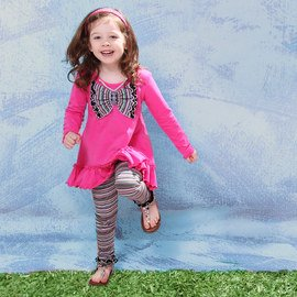 Hello, Cutie: Girls' Apparel