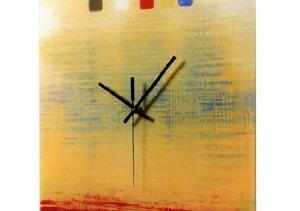 Colorful Art Clocks