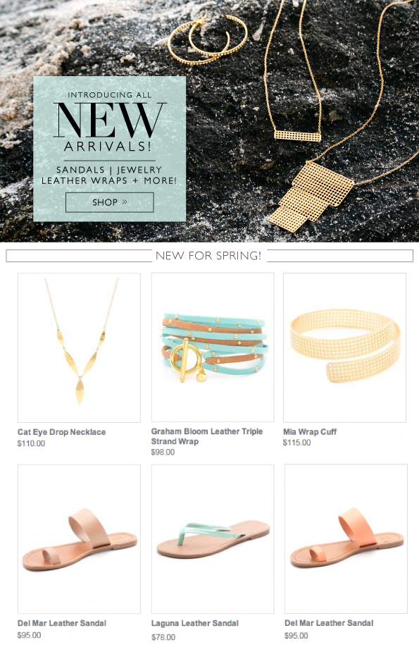 Introducing All New Arrivals!