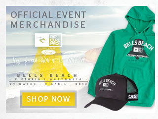 Rip Curl Pro Bells Beach 2013 - Official Event Merchandise - Shop Now