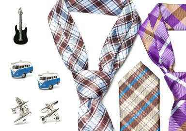 Shop All In the Details: Cufflinks & Ties