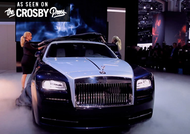 Shop North America, Meet the Rolls-Royce Wraith