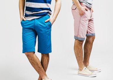 Shop FUSAI ft. New Chambray Shorts
