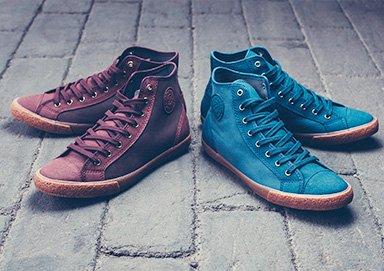 Shop Sneakers ft. NEW Pop-Sole PF Flyers