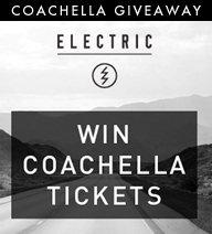 Win Tickets to Coachella