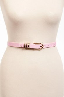 Triple Loop Belt $7