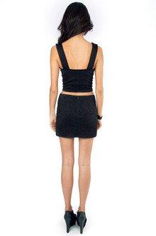 Marcy Embossed Skirt $22