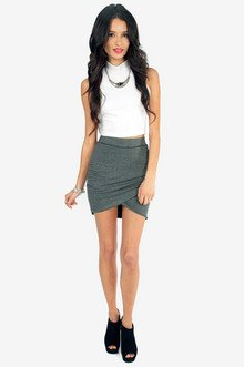 Pull It Together Mini Skirt $21