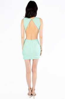 Cindy Open Back Dress $33