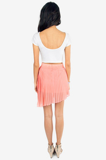 Pleat Me Halfway Skirt  $28
