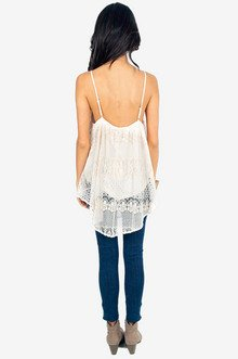Sloane Lace Top $29