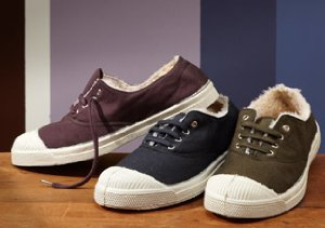 Bensimon: Colorfully Casual Sneakers