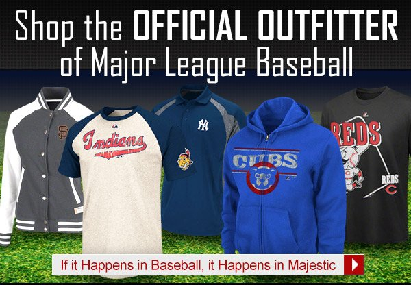 Shop the Official Outfitter of Major League Baseball