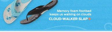 Cloud Walker Slap ›