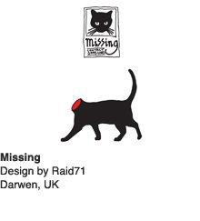 Missing - Design by Raid71 / Darwen, UK