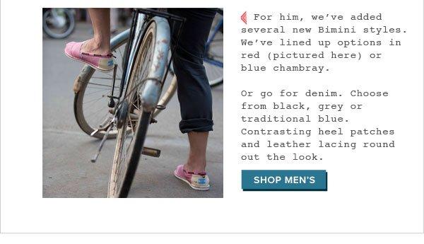 Shop Men's Biminis