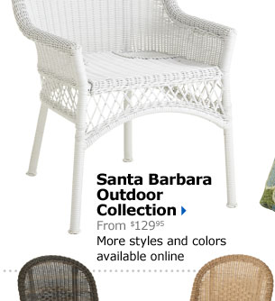 Santa Barbara Outdoor Collection